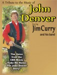 8.5x11 Jim Curry Promotional Flier